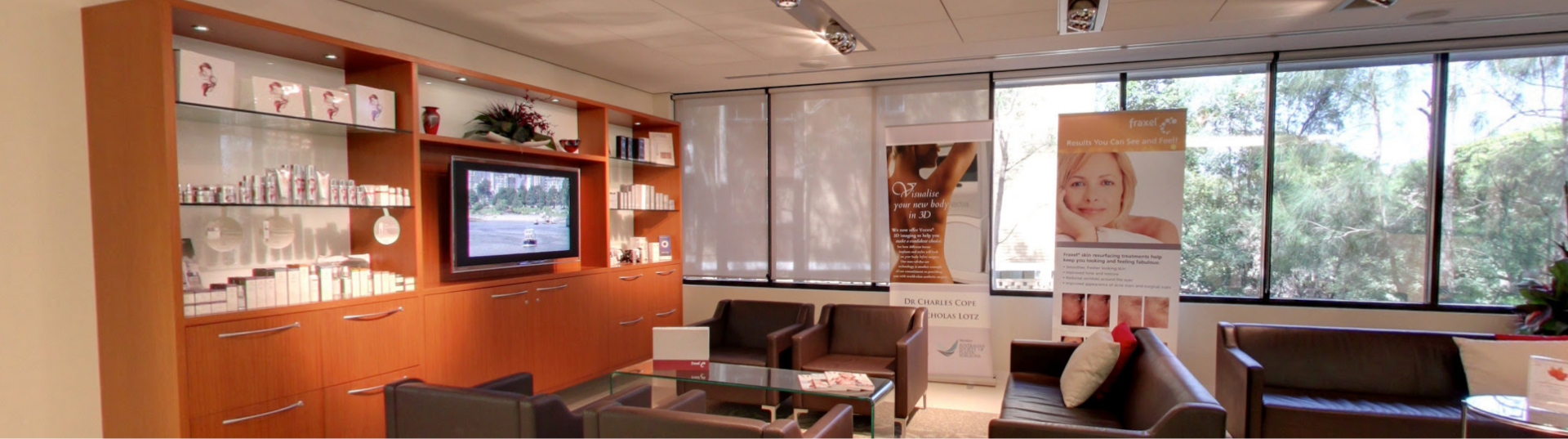 Dr Cope clinic interior 01