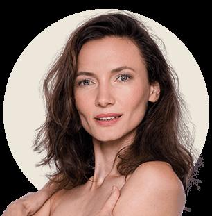Good skin health news model 02, Dr Cope