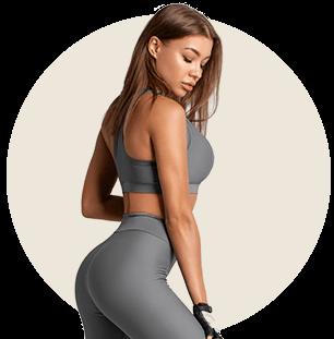Brazilian buttock lift model 02