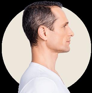 Medical grade skin care male model 02